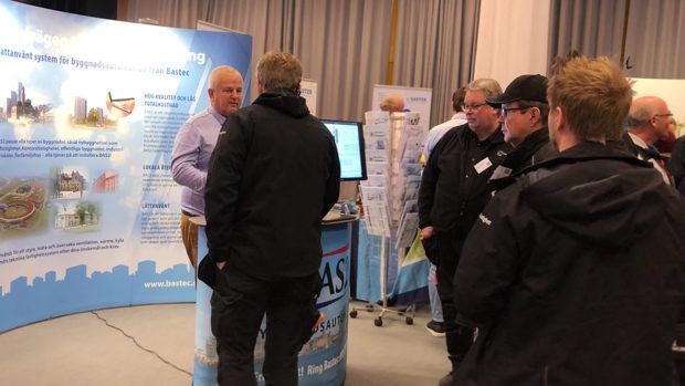 Bastec visar styr och regler-system för fastighetsautomation i Umeå, Luleå, Östersund och Sundsvall